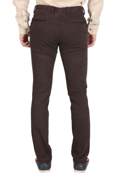 Slim Fit Men's Trousers - <small>C-3256_4</small>