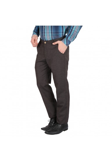 Slim Fit Men's Trousers - <small>L-4335_1</small>