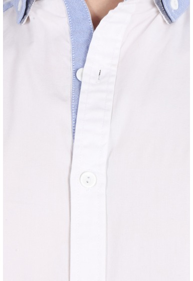 Slim Fit Designer Shirt - <small>S_7434_1</small>