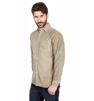 Slim Fit Corduroy Shirt
