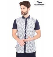 Slim Fit Printed Shirt