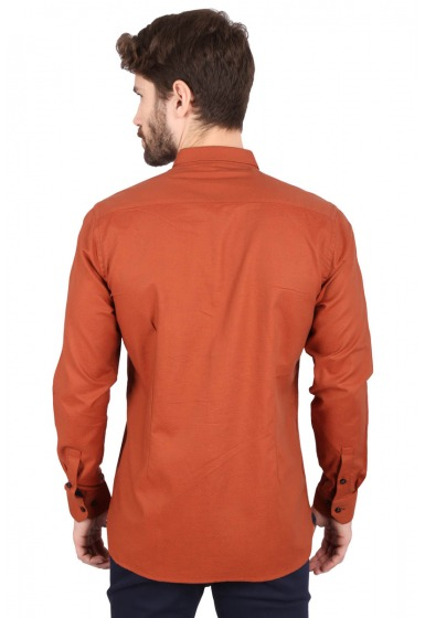 Slim Fit Designer  Shirt - <small>S_7996_2</small>
